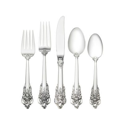 "Wallace ""Grande Baroque"" Sterling Silver Place Setting"