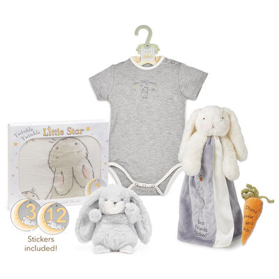 "Bunnies by the Bay ""Wee One"" Baby's 5-pc. Gift Set, , default"