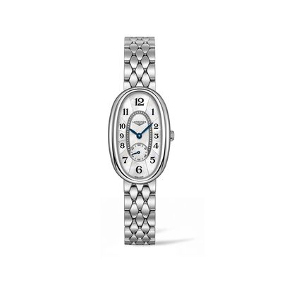 Longines Symphonette Women's 22x34mm Stainless Steel Watch, , default