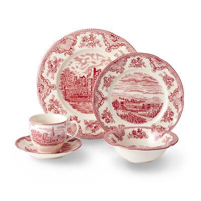 "Wedgwood Johnson Bros. ""Old Britain Castles"" Dinnerware"