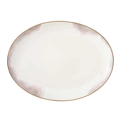"Lenox ""Trianna Salaria"" Porcelain Oval Platter, , default"