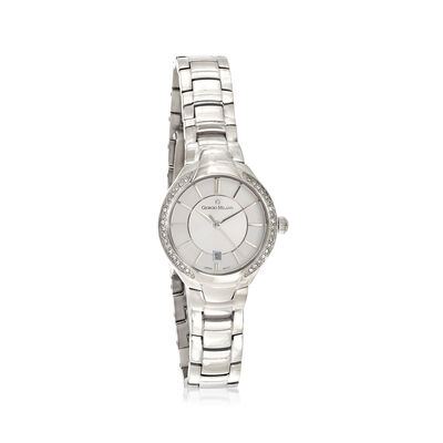 Swarovski Crystal Women's Watch in Stainless Steel , , default