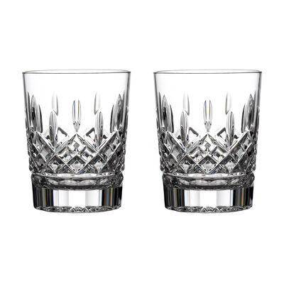 "Waterford Crystal ""Gift Bar"" Set of Two Lismore Glasses, , default"
