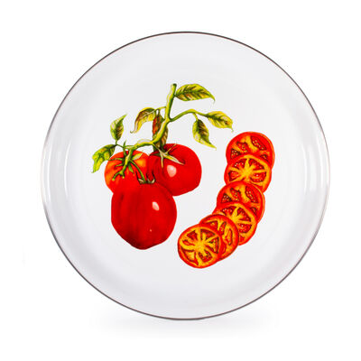 "Golden Rabbit ""Tomatoes"" Medium Tray, , default"