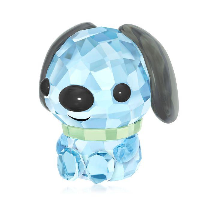"Swarovski Crystal ""Loyal Dog - Chinese Zodiac"" Crystal Figurine , , default"