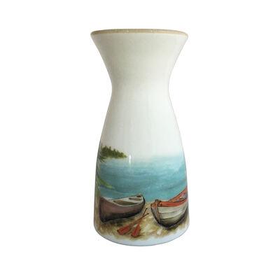 Abbiamo Tutto Italian a Day at the Lake Ceramic Carafe, , default