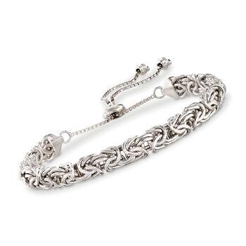 Sterling Silver Bracelet , , default