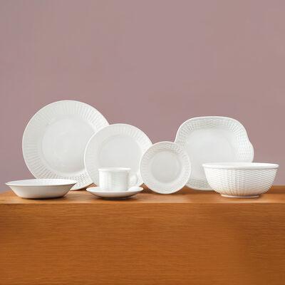 "Wedgwood 260th Anniversary ""Nantucket Basket"" 26-pc. Dinnerware Set with 2-pc. Hostess Set, , default"