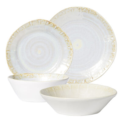 "Vietri ""Perla"" Dinnerware from Italy, , default"