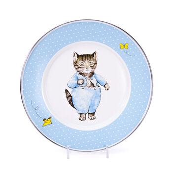 """Golden Rabbit """"Tom Kitten"""" 3-pc. Child's Dinnerware Gift Set, , default"""