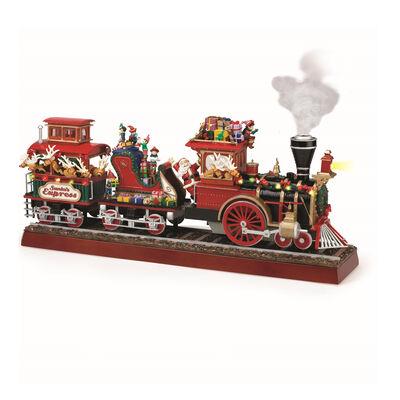 Mr. Christmas Santa Express Musical Train, , default