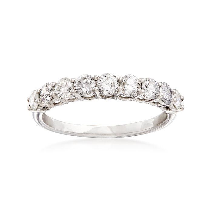 1.00 ct. t.w. Diamond Ring in Platinum, , default