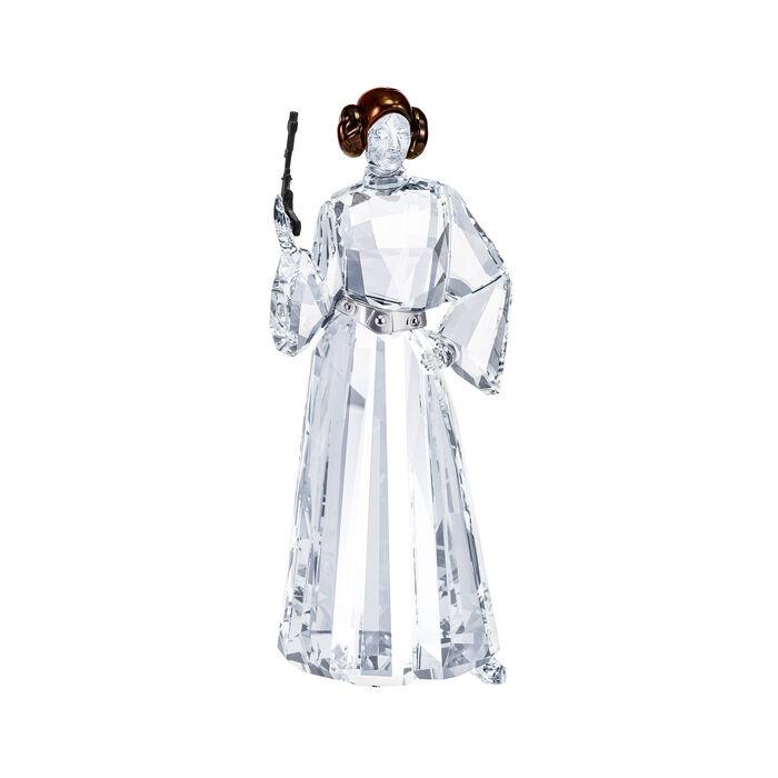 Swarovski Crystal Disney Star Wars Princess Leia Figurine