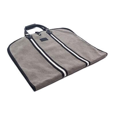 Brouk & Co. Gray Original Garment Bag, , default