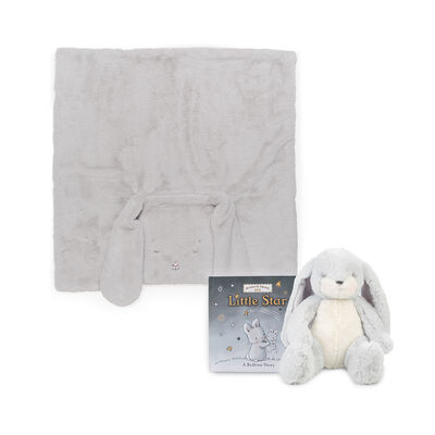 "Bunnies by the Bay ""Tuck Me In"" 3-pc. Bloom Bunny Set, , default"