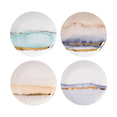 """Lenox """"Seasons Radiance"""" 4-pc. Plate Set, , default"""