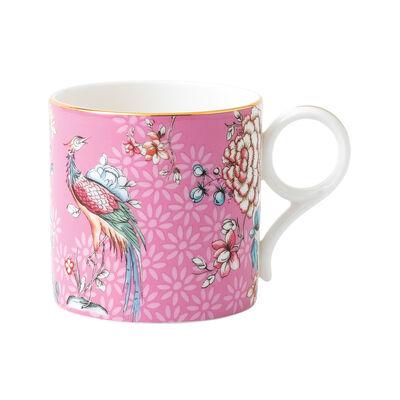 "Wedgwood ""Wonderlust"" Lilac Crane 9-Oz Mug, , default"