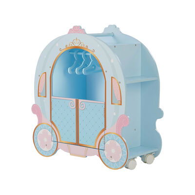 Child's Princess Pumpkin Doll Carriage