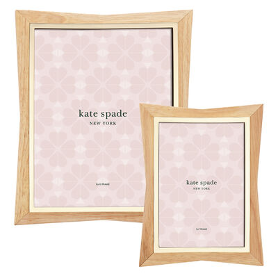 "Kate Spade New York ""Two Hearts"" Wooden Frame"