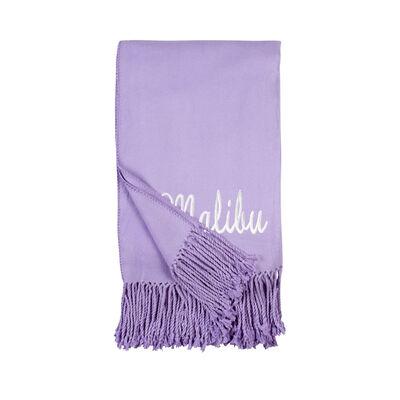Lavender Ultra-Soft Throw Blanket, , default