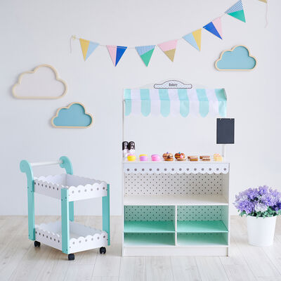 "Child's ""My Dream Bakery Shop"" Dessert Stand"