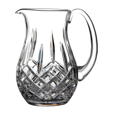 "Waterford Crystal ""Gift Bar"" Lismore Pitcher"