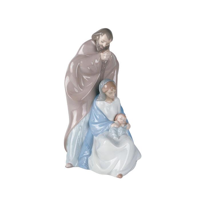 "Nao ""A Child is Born"" Porcelain Figurine"