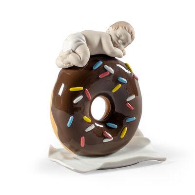 Lladro Porcelain Figurine - My Sweet Love: Baby Boy, , default