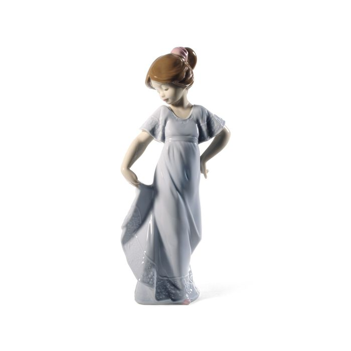 "Nao ""How Pretty"" Special Edition Porcelain Figurine , , default"