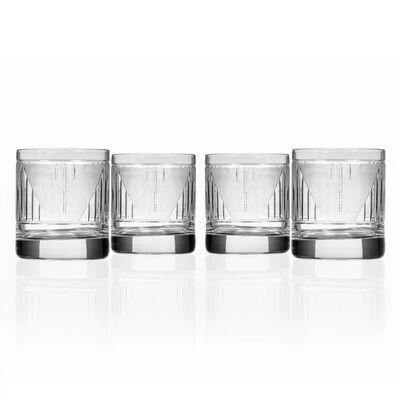 "Rolf Glass ""Bleecker Street"" Set of 4 on the Rocks Glasses, , default"