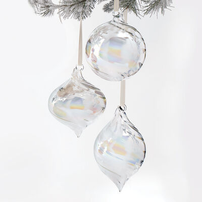 Kurt Adler Glass Ornaments, , default