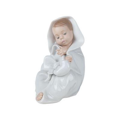 """Nao """"All Bundled Up"""" Porcelain Figurine"""