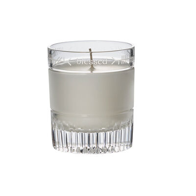 """Waterford Crystal """"Blessed"""" Candle, , default"""