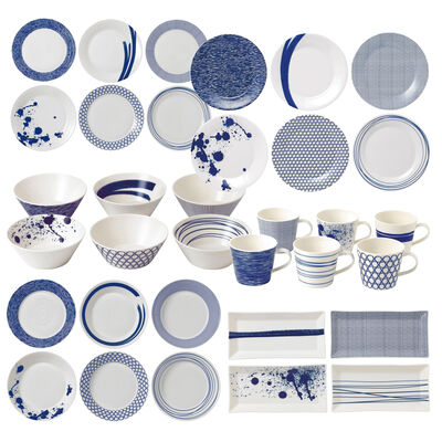 "Royal Doulton ""Pacific"" Dinnerware"