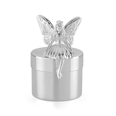 "Reed & Barton ""Fairy Princess"" Personalized Tooth Fairy Box, , default"
