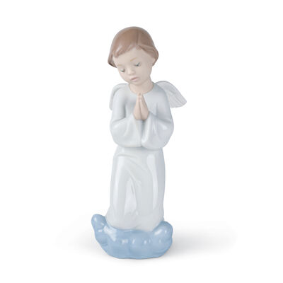 "Nao ""Celestial Prayer"" Porcelain Figurine, , default"