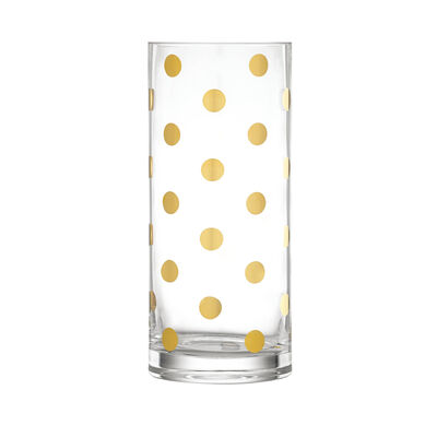"Kate Spade New York ""Pearl Place"" Crystal Vase, , default"