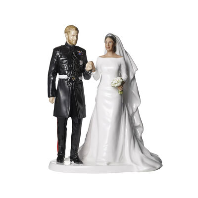 "Royal Doulton ""Royal Wedding Day"" Porcelain Figurine, , default"