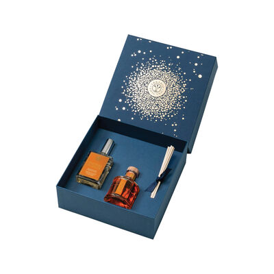 """Erbario Toscano """"Symphony of Spices"""" Diffuser and Spray Set from Italy"""