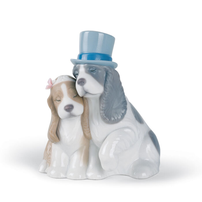 "Nao ""Together Forever"" Porcelain Figurine , , default"