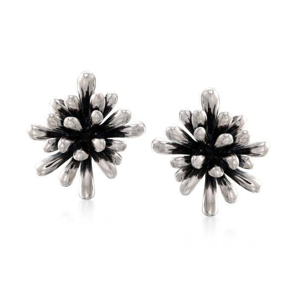 Jewelry Sterling Earrings #027190