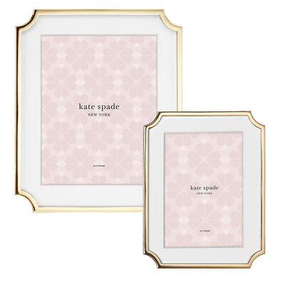 "Kate Spade New York ""Sullivan Street"" Gold-Plated Frame"