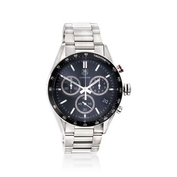 TAG Heuer Carrera Panamericana Men's 43mm Auto Chronograph Stainless Steel Watch , , default