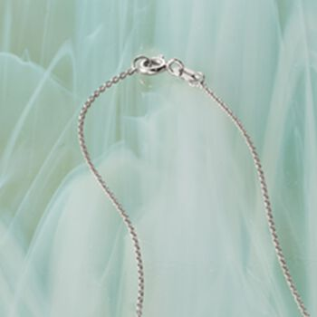 .20 ct. t.w. Diamond Station Necklace in 14kt White Gold, , default