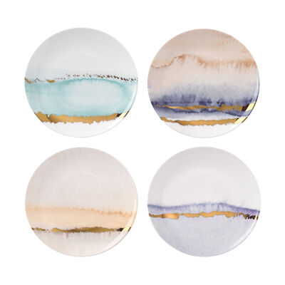 "Lenox ""Seasons Radiance"" 4-pc. Plate Set"