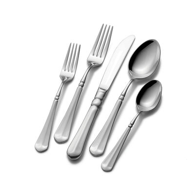 "Mikasa ""French Countryside"" 45-pc. Service for 8 Flatware Set, , default"