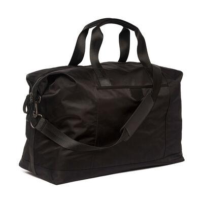 "Brouk & Co. ""Omega"" Black Nylon Weekender Bag"