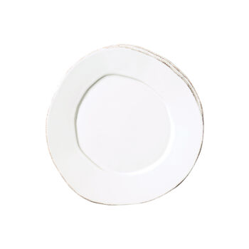 "Vietri ""Lastra"" White Dinnerware from Italy, , default"
