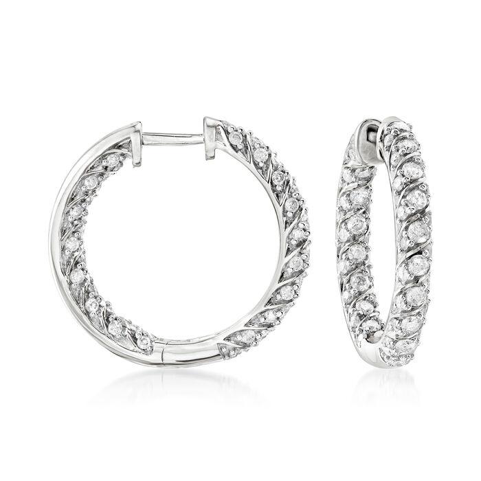 Diamond Earrings 916061